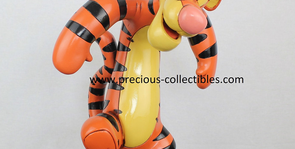 Tigger;Winnie the Pooh; Music; Dancing;Statue;Product;For sale;Store;Shop;Walt Disney;Rutten;Peter Mook;Sculpture;Nursery