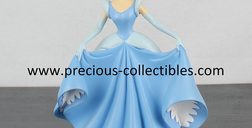 Cinderella;Walt Disney;Classic;Princess;Sculpture;Statue;Figurine;Shop;For Sale;Product;Polyresin;Boxed;Comic;Movie;Cartoon;