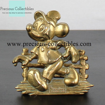 Mickey Mouse letter holder