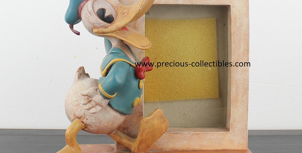 Donald Duck;Charpente;Carpente;Walt Disney;Picture Frame;Vintage;Store;Product;for sake;shop;collectible;statue;figurine;