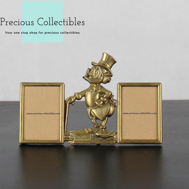 Scrooge McDuck picture frame