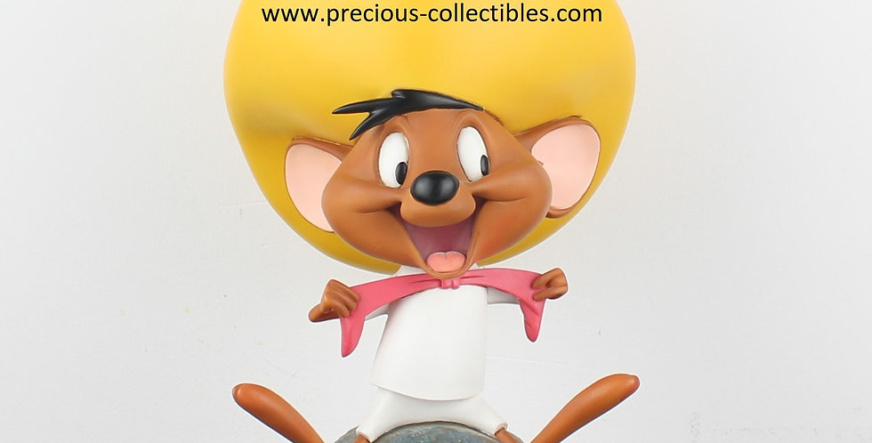 Speedy Gonzales;Mouse;Statue;Big;Rutten;Warner Bros;Brothers;LooneyTunes;Shop;For Sale;Comic;Cartoon;Collectible;Collectable;
