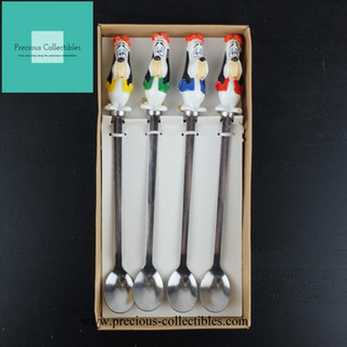 Droopy coctail spoons