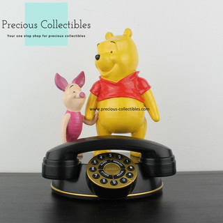 Winnie the Pooh and Piglet phone