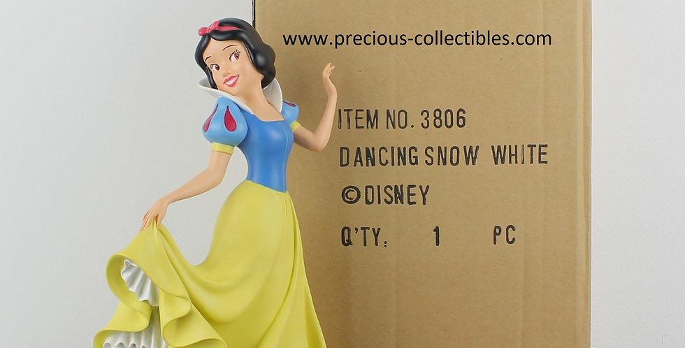 Snow White;seven dwarfs;statue;dancing;rutten b.v.;fingendi;walt disney;peter mook;statue;collection;collectible;shop;store;