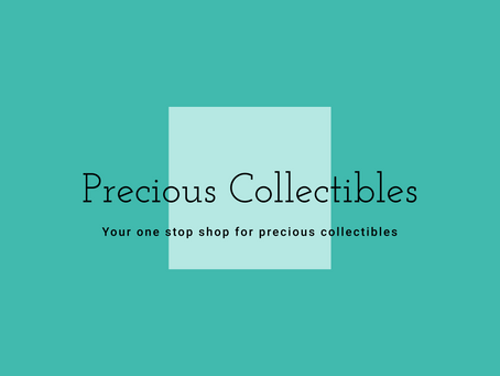 Precious Collectibles Logo