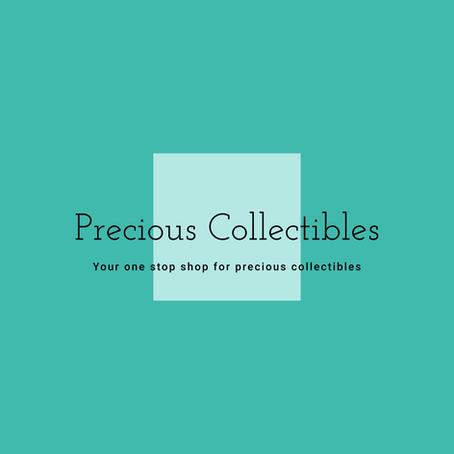 Precious Collectibles Logo