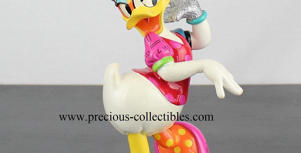 Daisy Duck by Britto Sculpture Figurine Walt Disney for sale webshop webstore vintage donald duck romero pop art unique rare