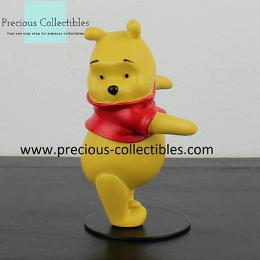 Winnie the Pooh statue