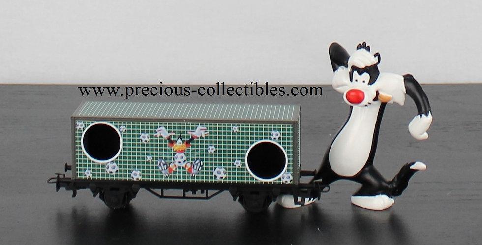Marklin H0 Jahreswagen 2010 48610 Sylvester Daffy Duck Boxed Product For sale Webshop Modeltrain Looney Tunes Warner Bros