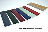 pvc slip, colors chartwell green,  fir green ,steel blue, oak, white grain , burgundy, antic oak, cream , antracite grey ,pvc trims, Pvc coverboards,Upvc, Window cill,Windowboards,Internal Windowboard, Pvc cover board , blue coverboard , red pvc coverboard