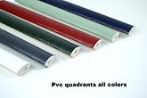 pvc quadrant  colors ,quadrant chartwell green , quadrant fir green, steel blue ,oak, white grain,  burgundy ,antic oak ,cream , antracite grey, Pvc coverboards,Upvc, Window cill,Windowboards,Internal Windowboard, Pvc cover board , blue coverboard
