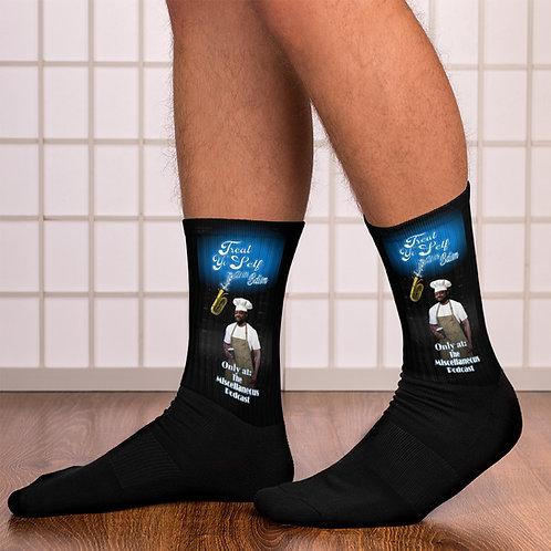 Treat yo self - Socks