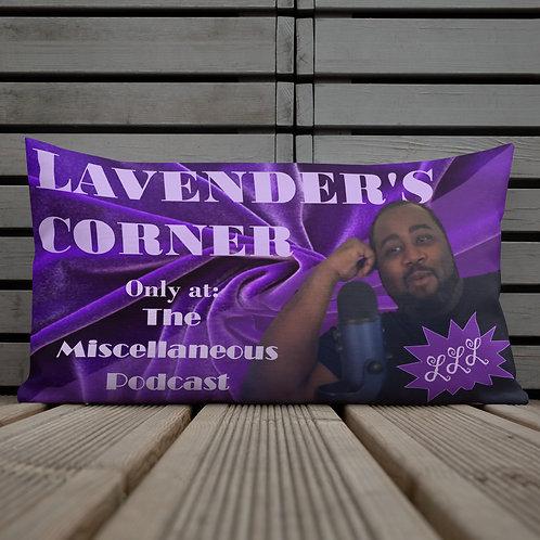 Lavender's Corner - Premium Pillow