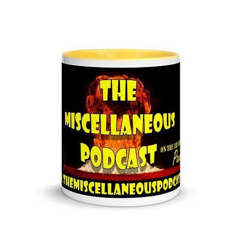Our glorious Logo -- Mug with Color Inside