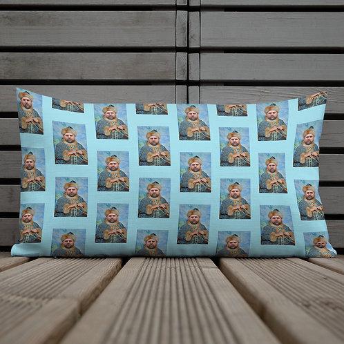 Russian Pauly - Premium Pillow