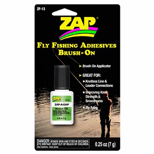 Fly Fishing ZAP-A-GAP Brush ON Applicator