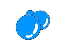 logga-bubbla