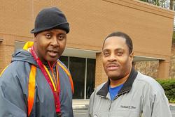 DJ Que & Grandmaster Dee of Whodini