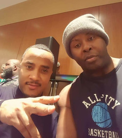 DJ Que and DJ Quick Silva