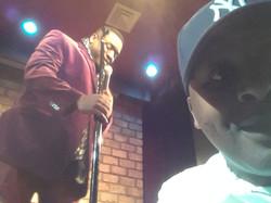 DJ Que & Comedian Corey Holcomb