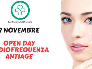 OPEN DAY RADIOFREQUENZA