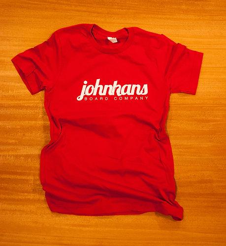 JHBC Original Logo Cotton T-Shirt