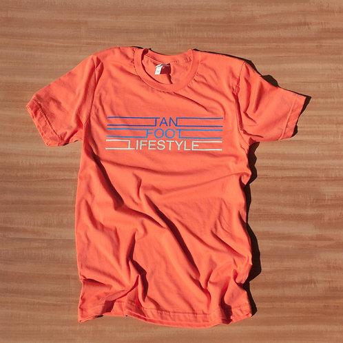 TFL 3 Lines Cotton T-Shirt
