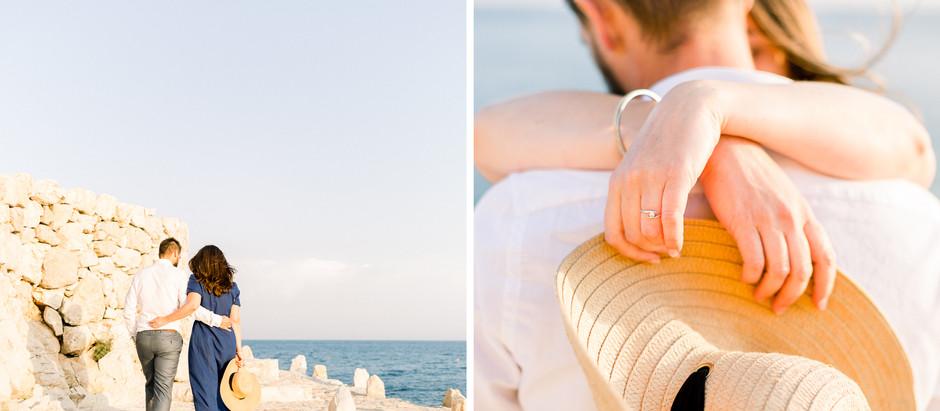 Pourquoi réaliser une séance engagement ou love session avant votre mariage?