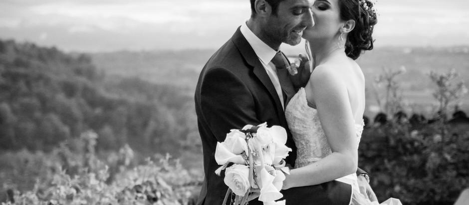 Mariage Sophie & David en Italie
