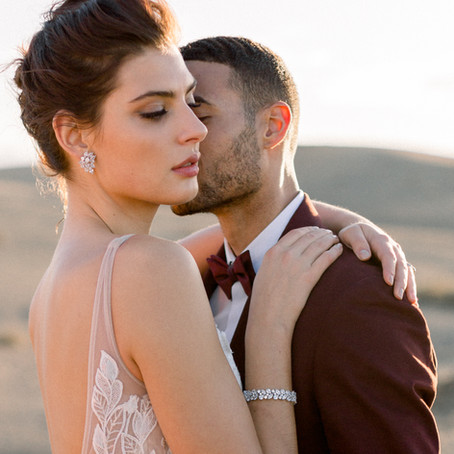 Elopement à Marrakech - Destination Wedding Editorial