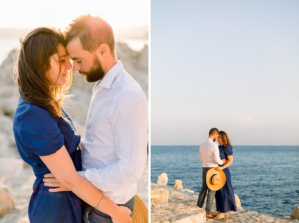 Love session bord de mer