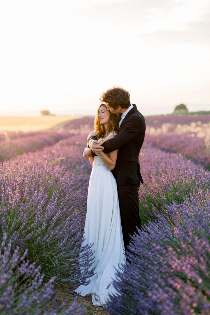 Mariage en Provence, lavandes, Sandra Malbequi, Photographe mariage, Nice, Alpes Maritimes, Var, Monaco, France, Sandramalbequiphotography.com