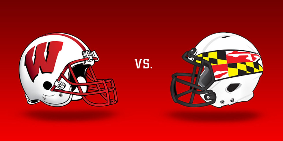 Wisconsin Football Game -