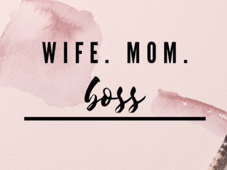 #MomLife #WifeLife #BossMoves