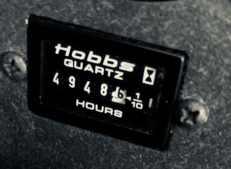 Engine Hours – What's a Good Number?