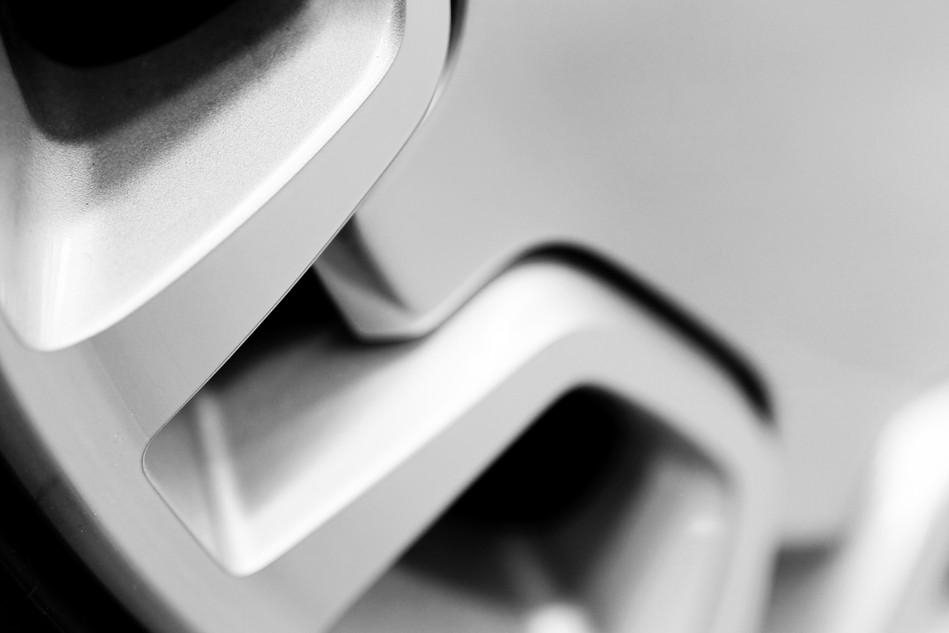 Bentley Wheel Spoke Detail