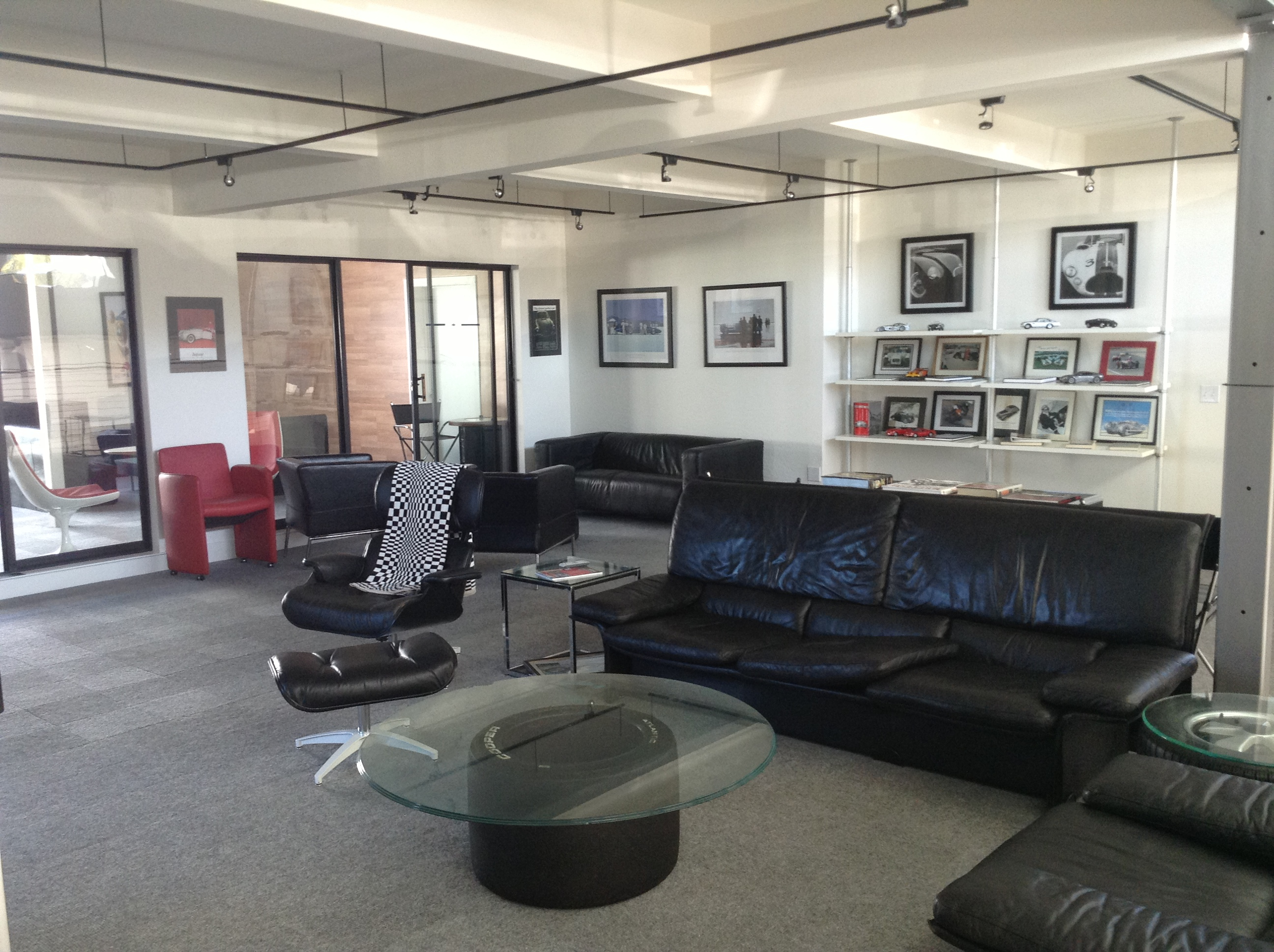 Driver's Lounge