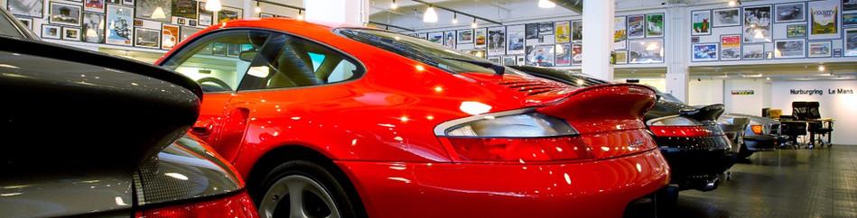Cars Dawydiak Showroom