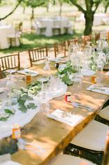 Outdoor Orchard Wedding