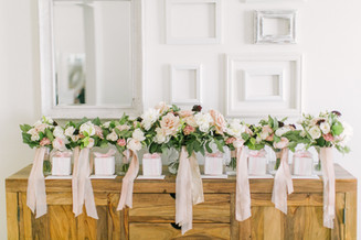 Summery Bridal Bouquets