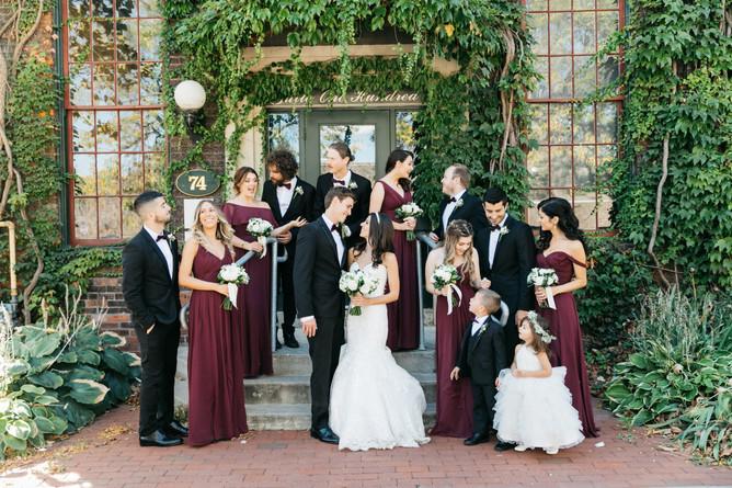 Liberty Grand Wedding
