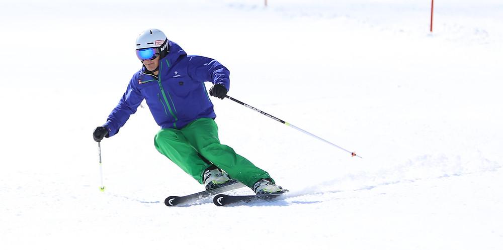Carving mit der Snowsports Academy