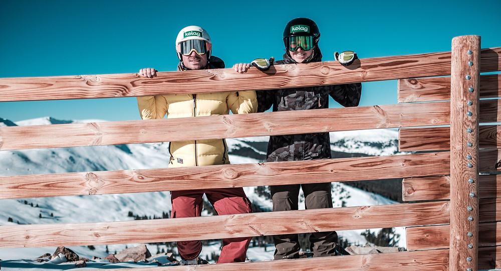 Alexander Payer und Sabine Schöffmann über Alpin snowboarden, reisen und den besten Schnee zum Carven