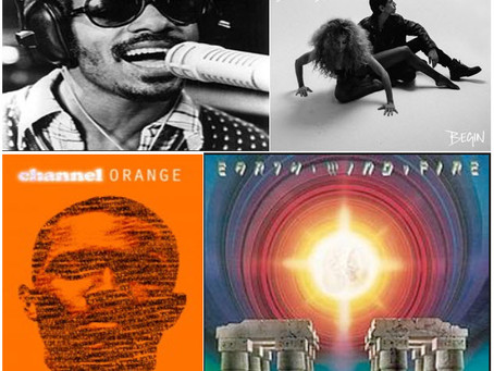 17 R&B Songs that will Raise Your Consciousness