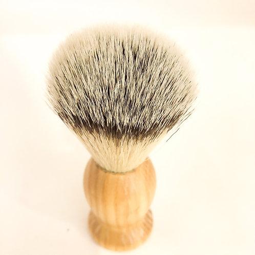 Shaving Brush - Ash Wood