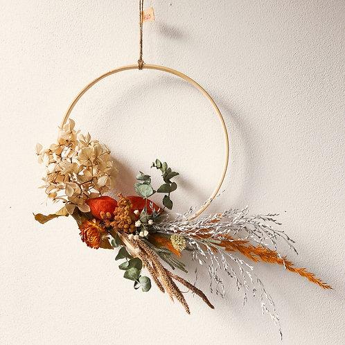 Small - Golden Wreath