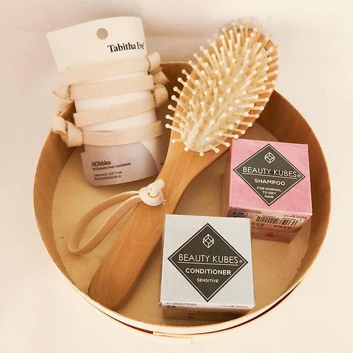 Plastic free starter kit - For hair