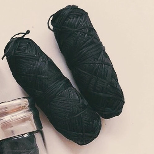 Natural Floss Refill - Activated Charcoal