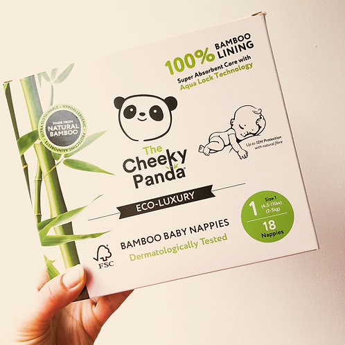 Nappies - Cheeky Panda